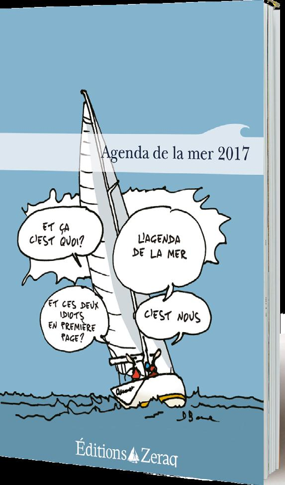 L'AGENDA DE LA MER 2017