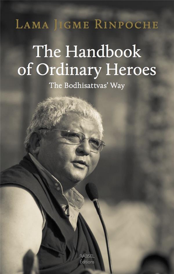 THE HANDBOOK OF ORDINARY HEROES