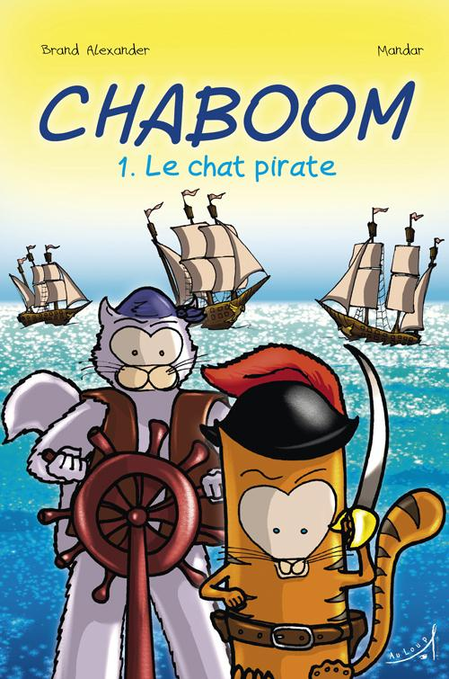 CHABOOM T1 - LE CHAT PIRATE