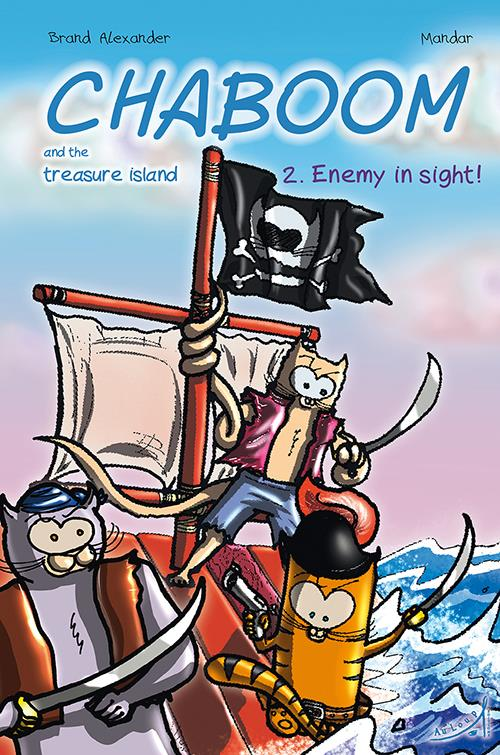 CHABOOM AND THE TREASURE ISLAND 2- ENEMY IN SIGHT!
