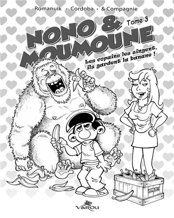 NONO & MOUMOUNE TOME 3