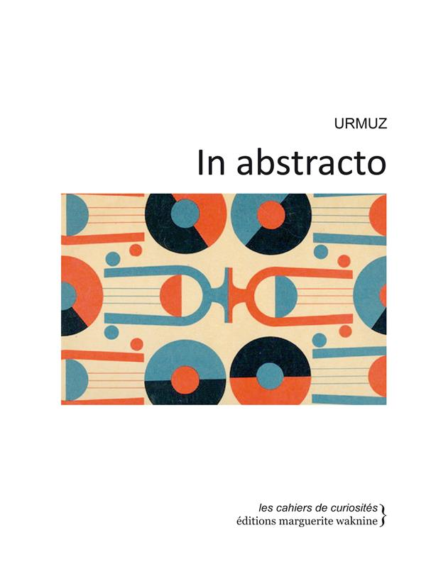 IN ABSTRACTO