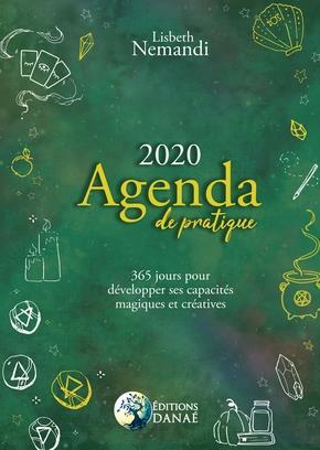 AGENDA DE PRATIQUE 2020 - 365 JOURS POUR DEVELOPPER SES CAPACITES MAGIQUES ET CREATIVES