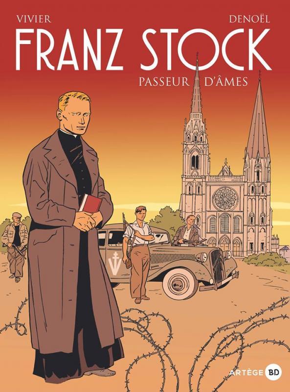 FRANZ STOCK - PASSEUR D'AMES