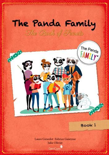THE PANDA FAMILY (GB) T1-LE LIVRE DES SECRETS