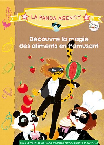 THE PANDA FAMILY (PANDA AGENCY) - DECOUVRE LA MAGI