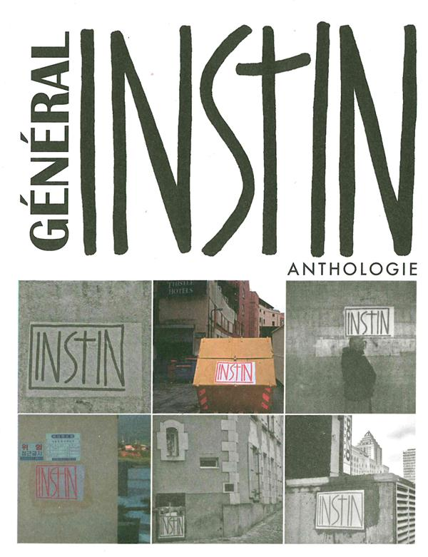 ANTHOLOGIE GI (GENERAL INSTIN) (+CD)