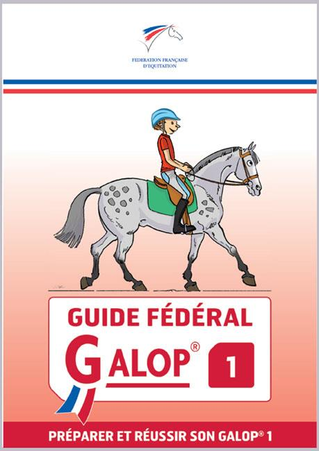GUIDE FEDERAL - GALOP 1