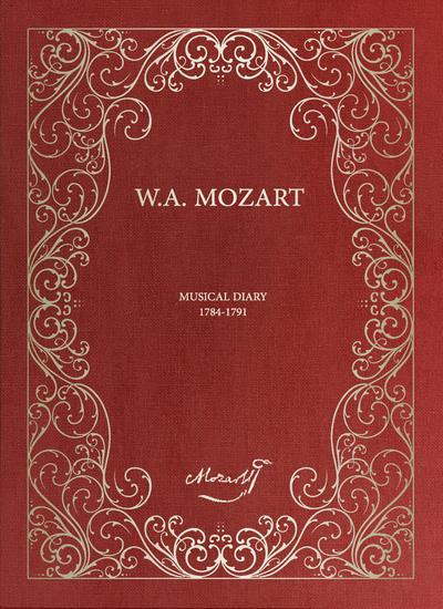 CARNET MUSICAL DE MOZART, LE MANUSCRIT