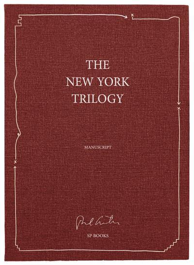 THE NEW YORK TRILOGY, LE MANUSCRIT
