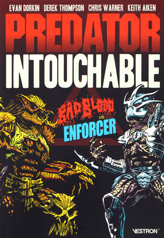 PREDATOR : INTOUCHABLE - BAD BLOOD