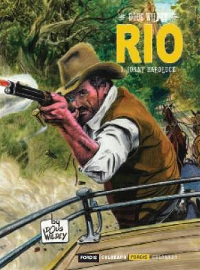 RIO, JONNY HARDLUCK, VOL. 3