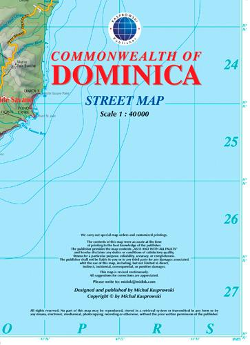 DOMINICA (COMMONWEALTH OF) - 1/40.000