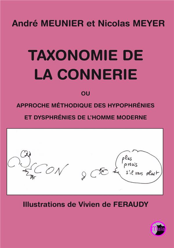 TAXONOMIE DE LA CONNERIE