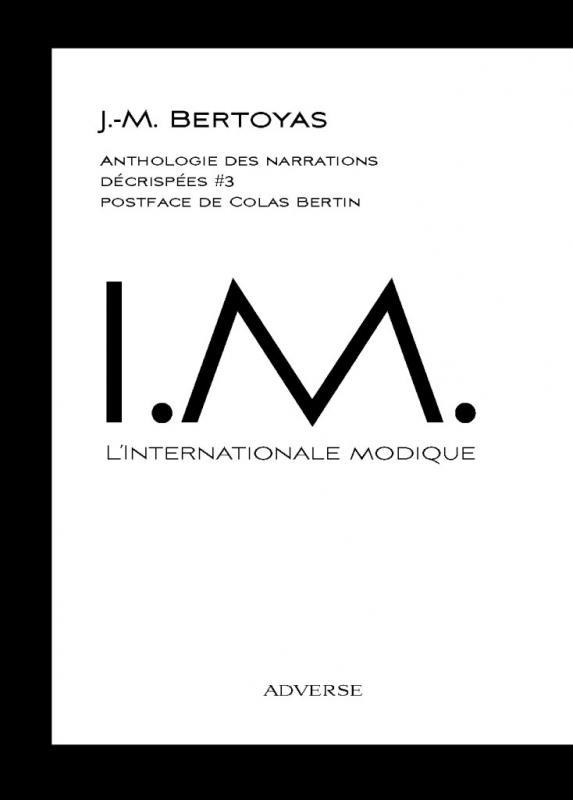 L'INTERNATIONALE MODIQUE (A.N.D. # 3)