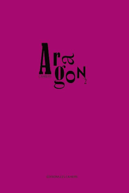 CAHIERS ARAGON N 2