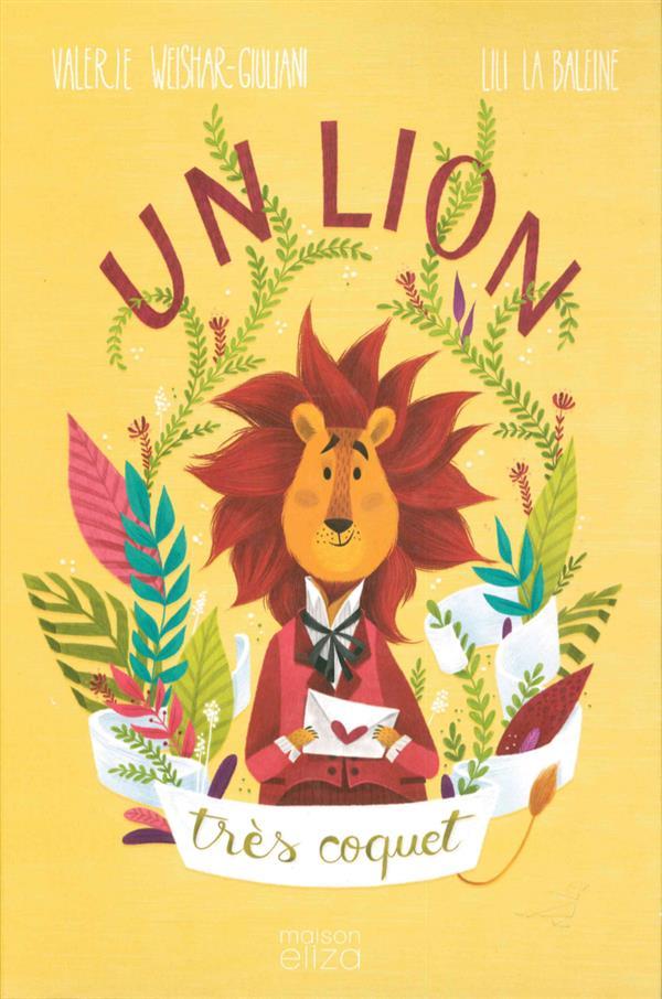 UN LION TRES COQUET
