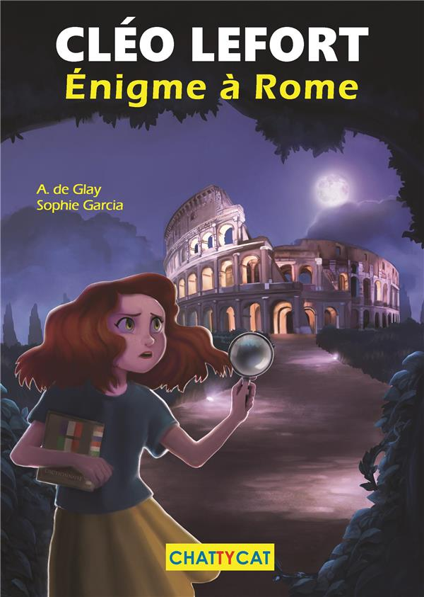 CLEO LEFORT : ENIGME A ROME