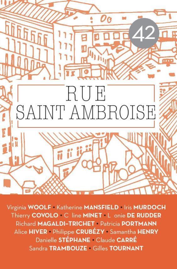 REVUE RUE SAINT AMBROISE N 42