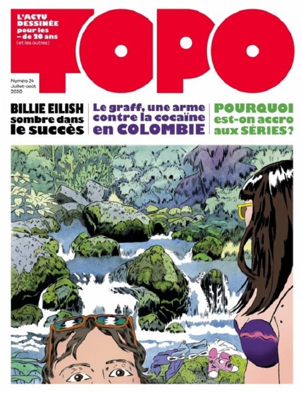 TOPO - T24 - TOPO N 24