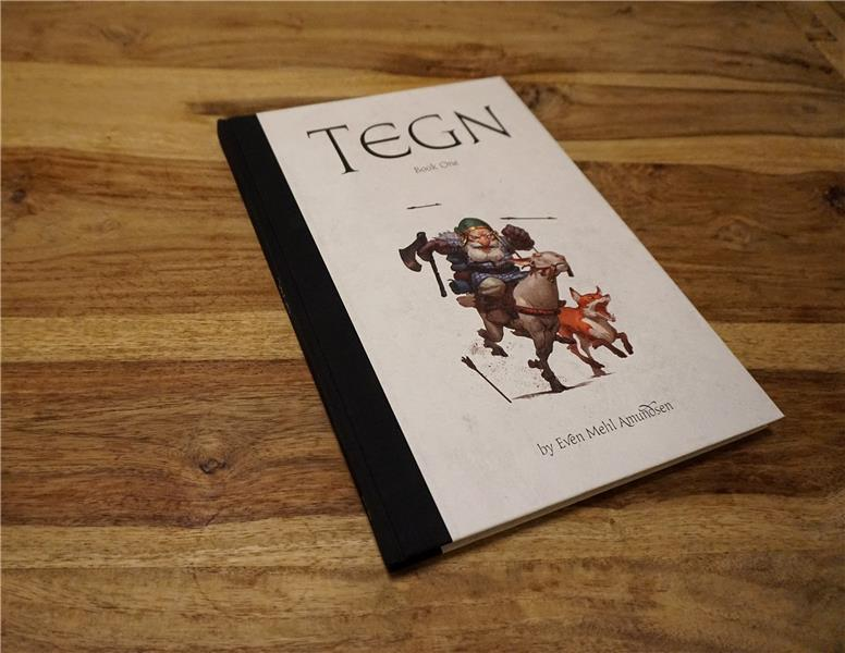 TEGN - BOOK ONE