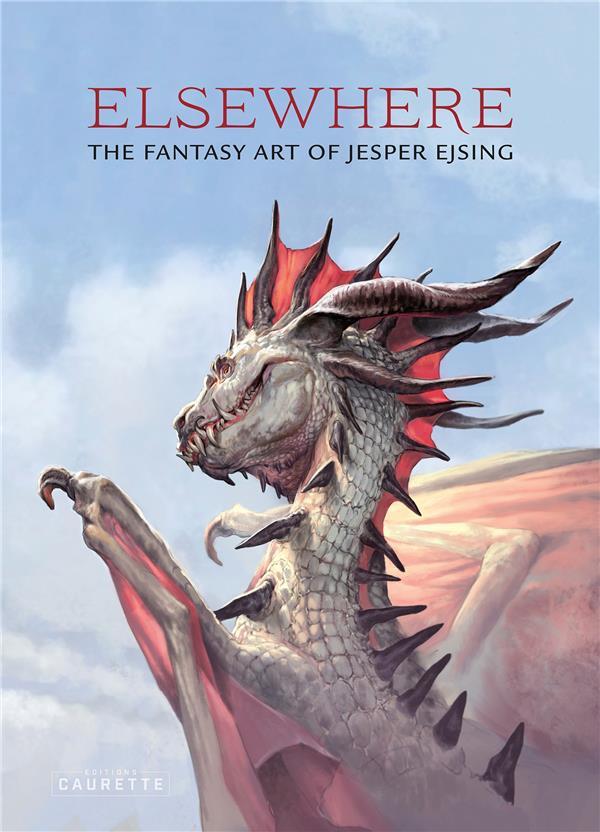 ELSEWHERE - ARTBOOK - THE FANTASY ART OF JESPER EJSING