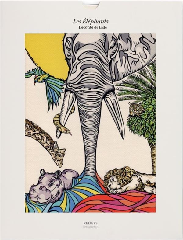 TIRAGE - LES ELEPHANTS