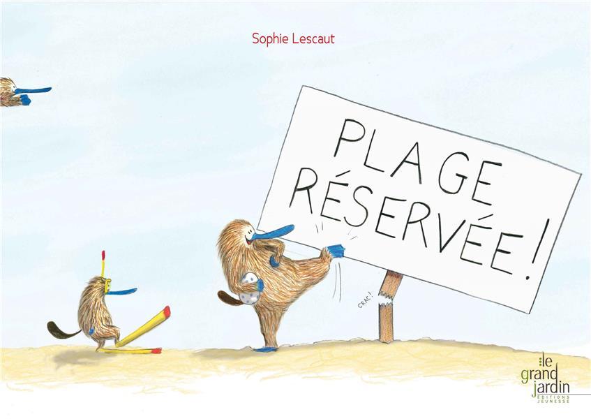 PLAGE RESERVEE