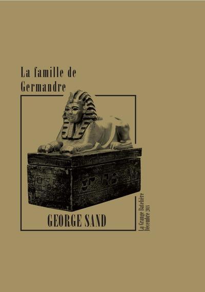 LA FAMILLE DE GERMANDRE