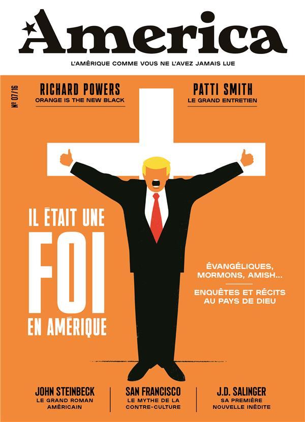 AMERICA - VOLUME 07 - IL ETAIT UNE FOI EN AMERIQUE