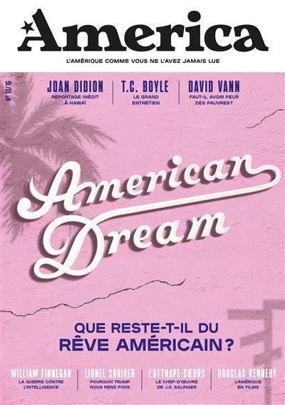 AMERICA - VOLUME 10 - AMERICAN DREAM