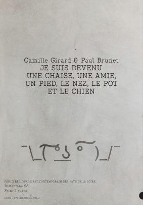 CAMILLE GIRARD & PAUL BRUNET