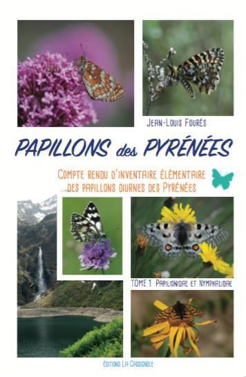 PAPILLONS DES PYRENEES TOME 1