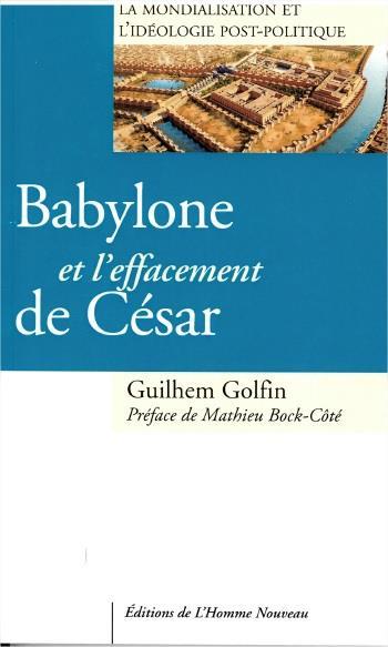 BABYLONE ET L'EFFACEMENT DE CESAR